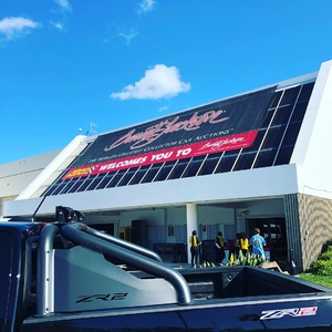 Catherine attended Barrett Jackson - the World's Greatest Collector Car Auction in Palm Beach, Fl - Tickets Are 2 for 1, So 1 Tickets Will Get 2 People in on Apr 14th 2018 via VetTix