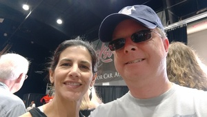 Sean attended Barrett Jackson - the World's Greatest Collector Car Auction in Palm Beach, Fl - Tickets Are 2 for 1, So 1 Tickets Will Get 2 People in on Apr 14th 2018 via VetTix