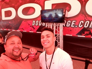 HORACIO attended Barrett Jackson - the World's Greatest Collector Car Auction in Palm Beach, Fl - Tickets Are 2 for 1, So 1 Tickets Will Get 2 People in on Apr 14th 2018 via VetTix