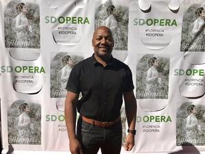 Thomas attended Florencia En El Amazonas Performed by San Diego Opera on Mar 25th 2018 via VetTix