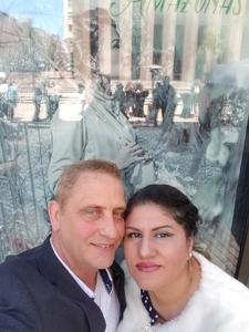 bill attended Florencia En El Amazonas Performed by San Diego Opera on Mar 25th 2018 via VetTix