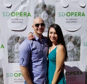 Derick attended Florencia En El Amazonas Performed by San Diego Opera on Mar 25th 2018 via VetTix