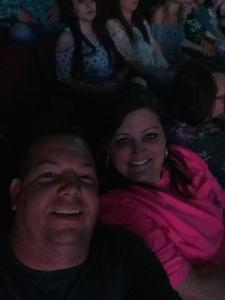 John attended Brad Paisley - Weekend Warrior World Tour With Dustin Lynch, Chase Bryant and Lindsay Ell on Apr 12th 2018 via VetTix