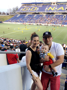 Matt attended DC United vs. Columbus Crew SC - MLS on Apr 14th 2018 via VetTix