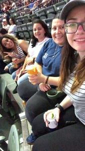 coral attended Denver Dream vs. Omaha Heart - Legends Football League - Women of the Gridiron on Apr 27th 2018 via VetTix