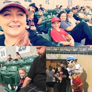 Shelly attended Inland Empire 66ers vs. Lake Elsinore - MiLB on Aug 11th 2018 via VetTix