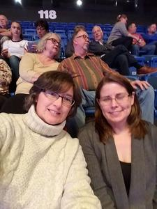 Susan attended Celtic Women Live on Mar 30th 2018 via VetTix
