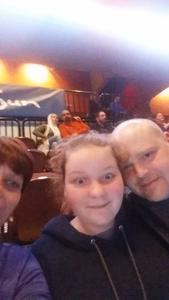 Wade attended Celtic Women Live on Mar 30th 2018 via VetTix