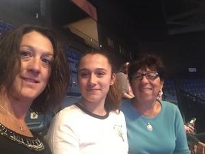 Carolyn attended Celtic Women Live on Mar 30th 2018 via VetTix