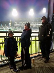 George attended Pittsburgh Pirates vs. Cincinnati Reds - MLB on Apr 6th 2018 via VetTix