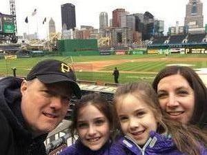 Mark attended Pittsburgh Pirates vs. Cincinnati Reds - MLB on Apr 6th 2018 via VetTix