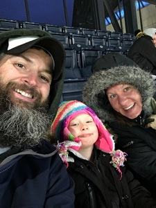 Jeremiah attended Pittsburgh Pirates vs. Cincinnati Reds - MLB on Apr 6th 2018 via VetTix