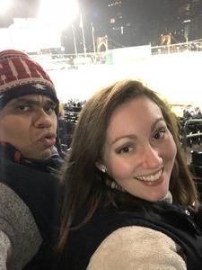 Oscar attended Pittsburgh Pirates vs. Cincinnati Reds - MLB on Apr 6th 2018 via VetTix
