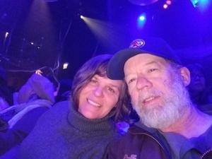 Patrick attended Blue Man Group on Apr 15th 2018 via VetTix