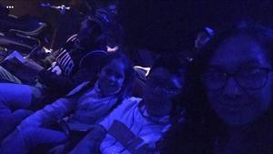 Javier attended Blue Man Group on Apr 15th 2018 via VetTix