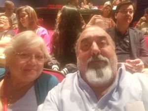 Dave attended Jewel: Hits, Muses and Mentors on Mar 30th 2018 via VetTix