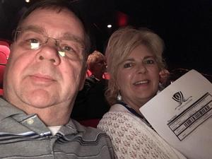 Larry attended Jewel: Hits, Muses and Mentors on Mar 30th 2018 via VetTix