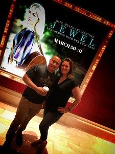 Jay USMC attended Jewel: Hits, Muses and Mentors on Mar 30th 2018 via VetTix