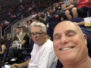 Tibor attended Phoenix Suns vs. Sacramento Kings - NBA on Apr 3rd 2018 via VetTix