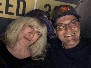Edward attended Phoenix Suns vs. Sacramento Kings - NBA on Apr 3rd 2018 via VetTix