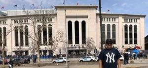 Vince attended New York Yankees vs. Baltimore Orioles - MLB on Apr 7th 2018 via VetTix