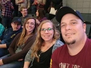Donald attended Brad Paisley - Weekend Warrior World Tour With Dustin Lynch, Chase Bryant and Lindsay Ell on Apr 7th 2018 via VetTix