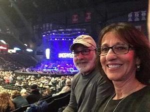 Anthony attended Brad Paisley - Weekend Warrior World Tour With Dustin Lynch, Chase Bryant and Lindsay Ell on Apr 7th 2018 via VetTix