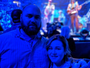 Michael Schwarz attended Little Big Town - the Breakers Tour With Kacey Musgraves and Midland on Apr 7th 2018 via VetTix