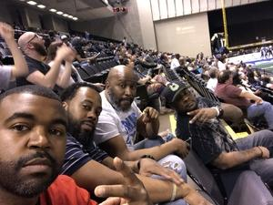 Jerrod attended Baltimore Brigade vs. Washington Valor - AFL on Apr 13th 2018 via VetTix