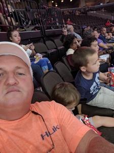 Peter attended Jacksonville Sharks vs. Columbus Lions - AFL on Jul 21st 2018 via VetTix