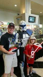 Keith attended Jacksonville Sharks vs. Columbus Lions - AFL on Jul 21st 2018 via VetTix