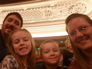 Toby attended Peppa Pig Live - Surprise on Apr 10th 2018 via VetTix