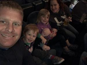 Brian attended Peppa Pig Live - Surprise on Apr 10th 2018 via VetTix