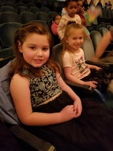 Catherine attended Peppa Pig Live - Surprise on Apr 10th 2018 via VetTix