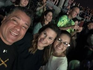 Mary attended Brad Paisley Weekend Warrior World Tour Standing and Lawn Seats Only on Apr 13th 2018 via VetTix