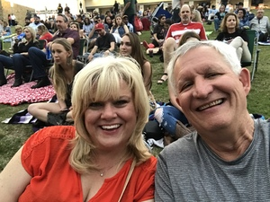 Jefferie attended Brad Paisley Weekend Warrior World Tour Standing and Lawn Seats Only on Apr 13th 2018 via VetTix