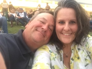 Wendy attended Brad Paisley Weekend Warrior World Tour Standing and Lawn Seats Only on Apr 13th 2018 via VetTix