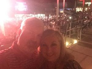 Randal attended Brad Paisley Weekend Warrior World Tour Standing and Lawn Seats Only on Apr 13th 2018 via VetTix
