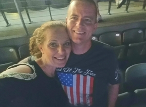 Bradley attended Brad Paisley Weekend Warrior World Tour Standing and Lawn Seats Only on Apr 13th 2018 via VetTix