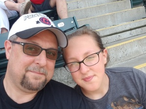Eric attended Cleveland Indians vs. Houston Astros - MLB on May 27th 2018 via VetTix