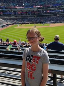 James attended Cleveland Indians vs. Houston Astros - MLB on May 27th 2018 via VetTix