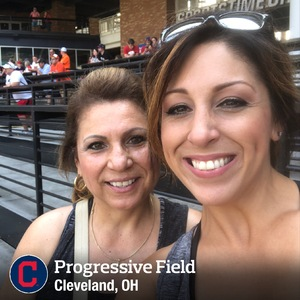 Howard attended Cleveland Indians vs. Houston Astros - MLB on May 27th 2018 via VetTix