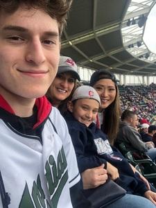 Ralph attended Cleveland Indians vs. Kansas City Royals - MLB on May 13th 2018 via VetTix