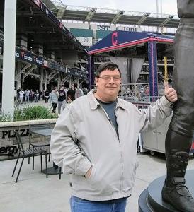 Ron Conrad attended Cleveland Indians vs. Kansas City Royals - MLB on May 13th 2018 via VetTix