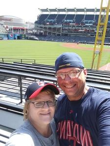 john attended Cleveland Indians vs. Tampa Bay Rays - MLB on Sep 2nd 2018 via VetTix