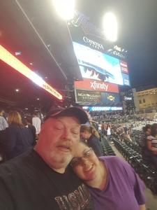 David attended Detroit Tigers vs. Tampa Bay Rays - MLB on May 1st 2018 via VetTix