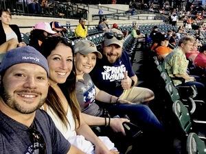 Romeo attended Detroit Tigers vs. Tampa Bay Rays - MLB on May 1st 2018 via VetTix