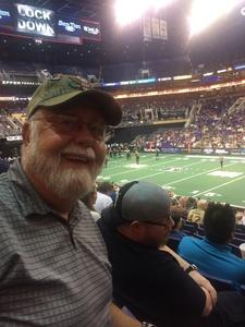 Michael D attended Arizona Rattlers vs. Green Bay Blizzard - IFL on Apr 21st 2018 via VetTix