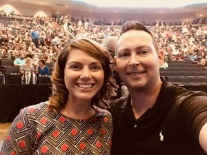 Jeremy & Shelley attended Little Big Town - the Breakers Tour With Kacey Musgraves and Midland on Apr 21st 2018 via VetTix