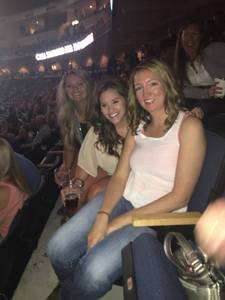 melissa attended Little Big Town - the Breakers Tour With Kacey Musgraves and Midland on Apr 21st 2018 via VetTix